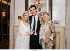 Talk of the town ο λαμπερός  γάμος της Κλέλιας Χατζηιωάννου - Η μεγάλη κυρία της ναυτιλίας παντρεύτηκε τον εκλεκτό της καρδιάς της Κωνσταντίνο Σκορίλα (φώτο) - Κυρίως Φωτογραφία - Gallery - Video 9