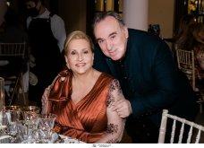 Talk of the town ο λαμπερός  γάμος της Κλέλιας Χατζηιωάννου - Η μεγάλη κυρία της ναυτιλίας παντρεύτηκε τον εκλεκτό της καρδιάς της Κωνσταντίνο Σκορίλα (φώτο) - Κυρίως Φωτογραφία - Gallery - Video 15