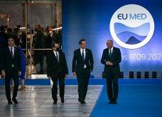 EUMED 9: Το μήνυμα του Ευρωπαϊκού Νότου στην Τουρκία & η απάντηση της γειτονικής χώρας - «ακολουθούν τυφλά Ελλάδα & Κύπρο» - Κυρίως Φωτογραφία - Gallery - Video