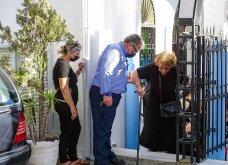 Γυναικοκτονία στη Ρόδο: Σε κλίμα βαθιάς οδύνης η κηδεία της 32χρονης  Δώρας - Καταρρακωμένοι οι γονείς της (φωτό - βίντεο))   - Κυρίως Φωτογραφία - Gallery - Video 19