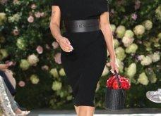 Ρομαντική η νέα κολεξιόν του Michael Kors: Τα λαμπερά, μαύρα φορέματα της Gigi & της Kendall, τα γαλάζια ή ροζ σύνολα (φωτό & βίντεο) - Κυρίως Φωτογραφία - Gallery - Video 40