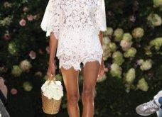 Ρομαντική η νέα κολεξιόν του Michael Kors: Τα λαμπερά, μαύρα φορέματα της Gigi & της Kendall, τα γαλάζια ή ροζ σύνολα (φωτό & βίντεο) - Κυρίως Φωτογραφία - Gallery - Video 8