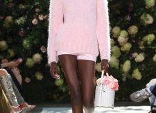 Ρομαντική η νέα κολεξιόν του Michael Kors: Τα λαμπερά, μαύρα φορέματα της Gigi & της Kendall, τα γαλάζια ή ροζ σύνολα (φωτό & βίντεο) - Κυρίως Φωτογραφία - Gallery - Video 9