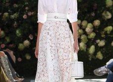Ρομαντική η νέα κολεξιόν του Michael Kors: Τα λαμπερά, μαύρα φορέματα της Gigi & της Kendall, τα γαλάζια ή ροζ σύνολα (φωτό & βίντεο) - Κυρίως Φωτογραφία - Gallery - Video 47