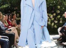 Ρομαντική η νέα κολεξιόν του Michael Kors: Τα λαμπερά, μαύρα φορέματα της Gigi & της Kendall, τα γαλάζια ή ροζ σύνολα (φωτό & βίντεο) - Κυρίως Φωτογραφία - Gallery - Video 49