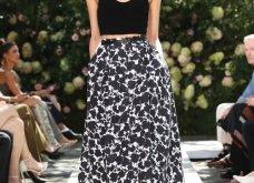 Ρομαντική η νέα κολεξιόν του Michael Kors: Τα λαμπερά, μαύρα φορέματα της Gigi & της Kendall, τα γαλάζια ή ροζ σύνολα (φωτό & βίντεο) - Κυρίως Φωτογραφία - Gallery - Video 43