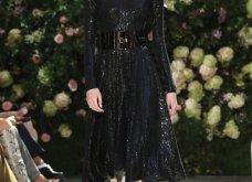Ρομαντική η νέα κολεξιόν του Michael Kors: Τα λαμπερά, μαύρα φορέματα της Gigi & της Kendall, τα γαλάζια ή ροζ σύνολα (φωτό & βίντεο) - Κυρίως Φωτογραφία - Gallery - Video 21