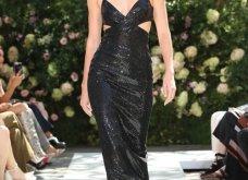 Ρομαντική η νέα κολεξιόν του Michael Kors: Τα λαμπερά, μαύρα φορέματα της Gigi & της Kendall, τα γαλάζια ή ροζ σύνολα (φωτό & βίντεο) - Κυρίως Φωτογραφία - Gallery - Video 23