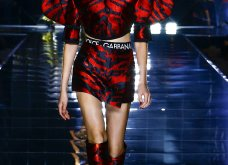 Dolce & Gabbana: Το πρόσωπο της Jennifer Lopez φιγούραρε σε ένα από τα look της νέας κολεξιόν - μια γιορτή της μόδας των οος (φωτό & βίντεο) - Κυρίως Φωτογραφία - Gallery - Video