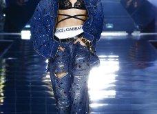 Dolce & Gabbana: Το πρόσωπο της Jennifer Lopez φιγούραρε σε ένα από τα look της νέας κολεξιόν - μια γιορτή της μόδας των οος (φωτό & βίντεο) - Κυρίως Φωτογραφία - Gallery - Video 13