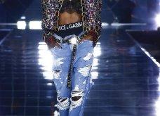 Dolce & Gabbana: Το πρόσωπο της Jennifer Lopez φιγούραρε σε ένα από τα look της νέας κολεξιόν - μια γιορτή της μόδας των οος (φωτό & βίντεο) - Κυρίως Φωτογραφία - Gallery - Video 20