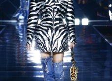 Dolce & Gabbana: Το πρόσωπο της Jennifer Lopez φιγούραρε σε ένα από τα look της νέας κολεξιόν - μια γιορτή της μόδας των οος (φωτό & βίντεο) - Κυρίως Φωτογραφία - Gallery - Video 22