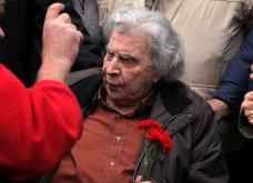 Πέθανε ο Μίκης Θεοδωράκης: Ο γίγαντας της ελληνικής μουσικής πέταξε στους ουρανούς -  Η Ελλάδα & οι απανταχού Έλληνες έχουν καημό (φωτό - βίντεο) - Κυρίως Φωτογραφία - Gallery - Video