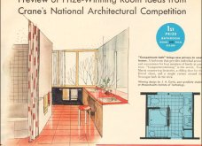 Design Vintage Pics: 20 χρωματιστά - πολυτελή - εντυπωσιακά μπάνια του 50 - Να πάρουμε ιδέες;  - Κυρίως Φωτογραφία - Gallery - Video 10