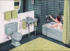 Design Vintage Pics: 20 χρωματιστά - πολυτελή - εντυπωσιακά μπάνια του 50 - Να πάρουμε ιδέες;  - Κυρίως Φωτογραφία - Gallery - Video 13