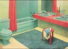 Design Vintage Pics: 20 χρωματιστά - πολυτελή - εντυπωσιακά μπάνια του 50 - Να πάρουμε ιδέες;  - Κυρίως Φωτογραφία - Gallery - Video 14