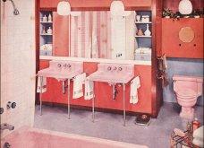 Design Vintage Pics: 20 χρωματιστά - πολυτελή - εντυπωσιακά μπάνια του 50 - Να πάρουμε ιδέες;  - Κυρίως Φωτογραφία - Gallery - Video 16