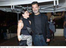 Ο Κωνσταντίνος Καζάκος: Πιο χαρούμενος δε γίνεται! - Με την καλλονή κόρη του αλλά & τη μαμά της Τάνια Τρύπη (φώτο) - Κυρίως Φωτογραφία - Gallery - Video 18