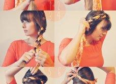 13 χτενίσματα με κορδέλες που θα λατρέψετε - Ότι πρέπει για το καλοκαιράκι - Κυρίως Φωτογραφία - Gallery - Video 12