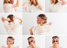 13 χτενίσματα με κορδέλες που θα λατρέψετε - Ότι πρέπει για το καλοκαιράκι - Κυρίως Φωτογραφία - Gallery - Video 3