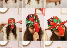 13 χτενίσματα με κορδέλες που θα λατρέψετε - Ότι πρέπει για το καλοκαιράκι - Κυρίως Φωτογραφία - Gallery - Video 9