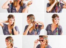 13 χτενίσματα με κορδέλες που θα λατρέψετε - Ότι πρέπει για το καλοκαιράκι - Κυρίως Φωτογραφία - Gallery - Video 2