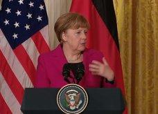 Όλα όσα ειπώθηκαν στον Λευκό Οίκο - Ομπάμα: Ελπίζουμε η Ελλάδα να ανακάμψει εντός ευρώ - Μέρκελ: Φέρτε βιώσιμο πρόγραμμα - Κυρίως Φωτογραφία - Gallery - Video