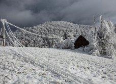 Παγωμένα τοπία στα βουνά της Σλοβενίας μοιάζουν με έργα τέχνης της φύσης  - Κυρίως Φωτογραφία - Gallery - Video