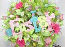 15 εκπληκτικά πασχαλινά διακοσμητικά στεφάνια για την εξώπορτα σας! - Κυρίως Φωτογραφία - Gallery - Video