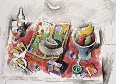 Τον Παύλο Σάμιο «φιλοξενεί» από την Τετάρτη και μέχρι τις 11/1 το Μουσείο Μπενάκη - Μια εκλεκτή επιλογή έργων απ' όλη την πορεία του σπουδαίου εικαστικού! Μην τη χάσετε! - Κυρίως Φωτογραφία - Gallery - Video