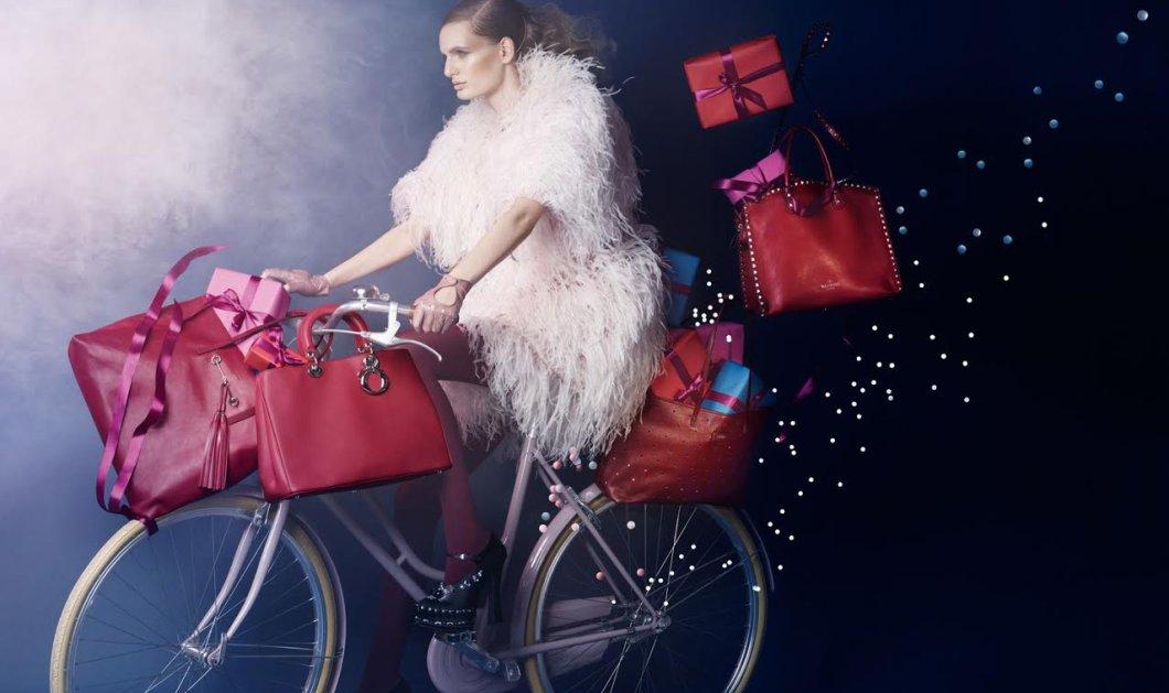 Χριστούγεννα: Φανταστικά εξώφυλλα &  Editorial μόδας της τελευταίας 10ετίας  - Κυρίως Φωτογραφία - Gallery - Video