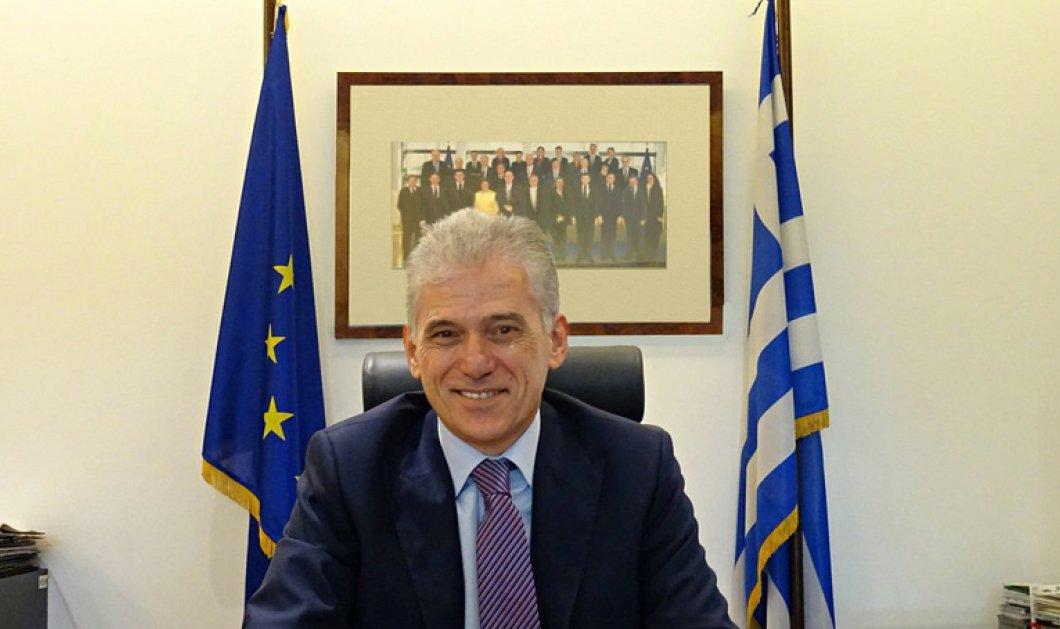 Πάνος Καρβούνης: Το φθινόπωρο θα είναι η ώρα της αλήθειας για την Ελλάδα - Κυρίως Φωτογραφία - Gallery - Video
