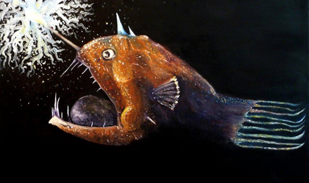 """Έχετε δει τα τρομακτικά """"ψάρια όχι του βυθού αλλά της αβύσσου; Μην τα δείτε μόνοι, θα φοβηθείτε... (Φωτό & Βίντεο) - Κυρίως Φωτογραφία - Gallery - Video"""