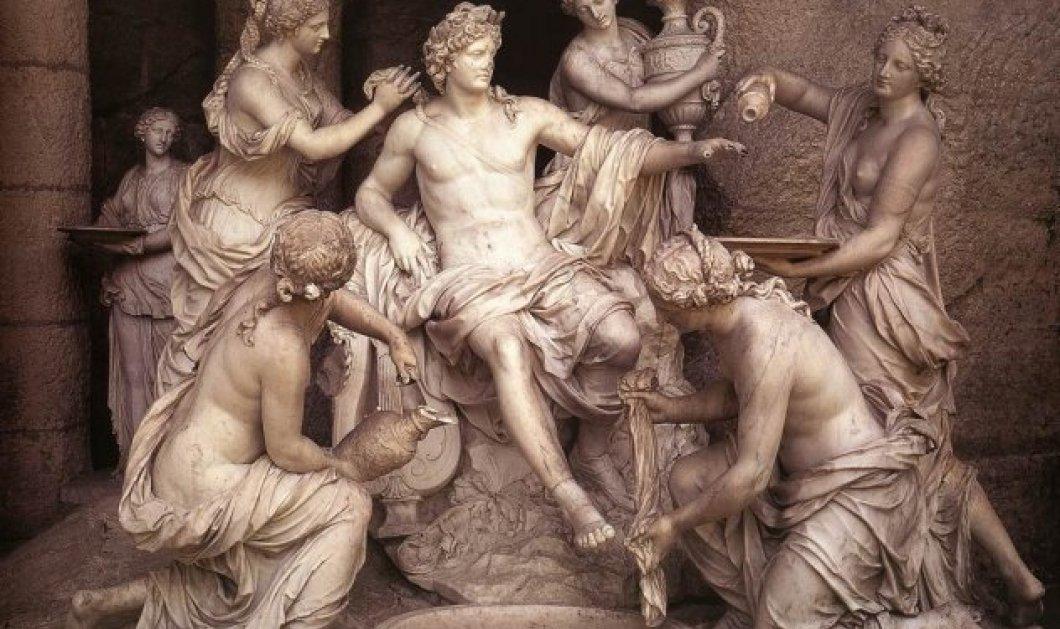 Greek Mythos: Λητώ κοιλοπονούσε 9 μέρες αφού την κυνηγούσε η ζηλιάρα Ήρα - γέννησε τον Απόλλωνα & την Άρτεμη παιδιά του Δία - Κυρίως Φωτογραφία - Gallery - Video