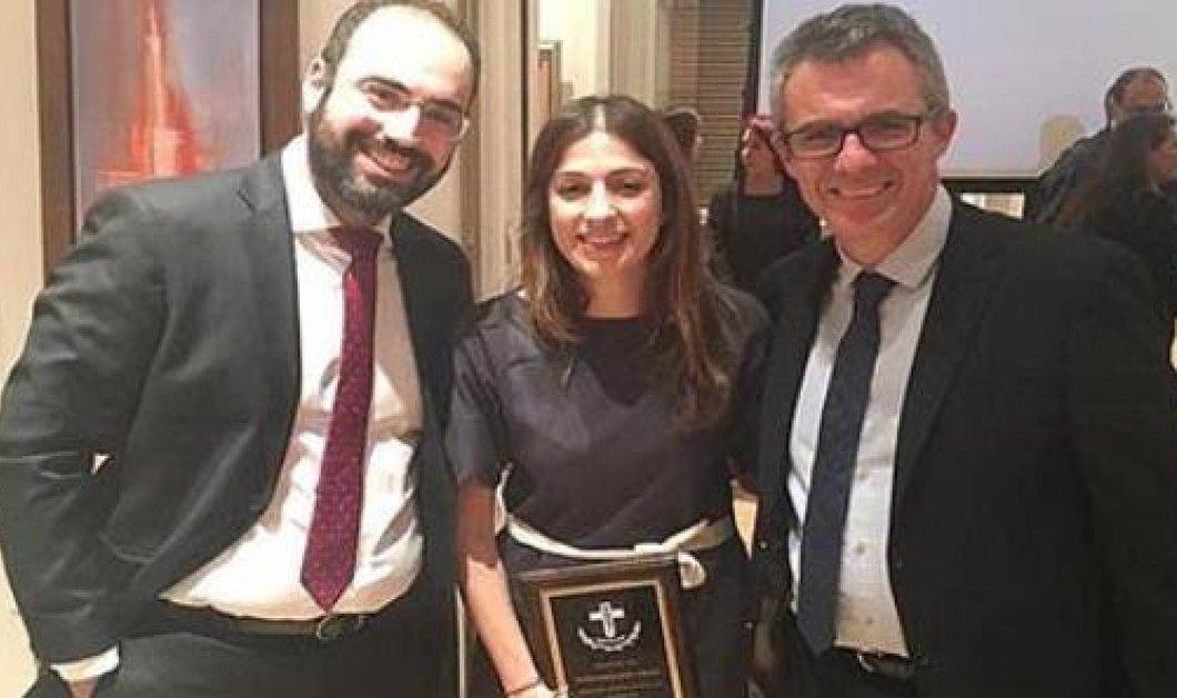Στην Ελληνίδα ερευνήτρια, Μύρια Γαλάζη, το φετινό βραβείο Παπανικολάου- Για την έρευνά της στον μεταστατικό καρκίνο του προστάτη - Κυρίως Φωτογραφία - Gallery - Video