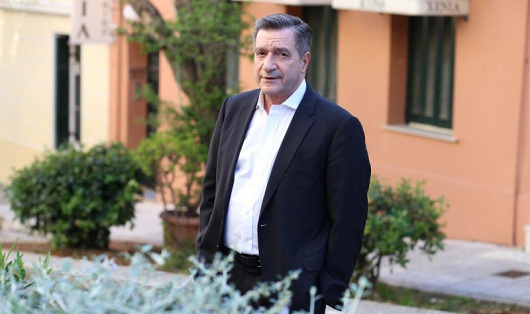 Αποκλειστικό - Γ. Καμίνης: Μαζί με το ΚΙΝΑΛ, την αυθεντική σοσιαλδημοκρατία στην Ελλάδα - Ο νέος δήμαρχος θα βρει ό,τι δεν βρήκα εγώ! - Κυρίως Φωτογραφία - Gallery - Video