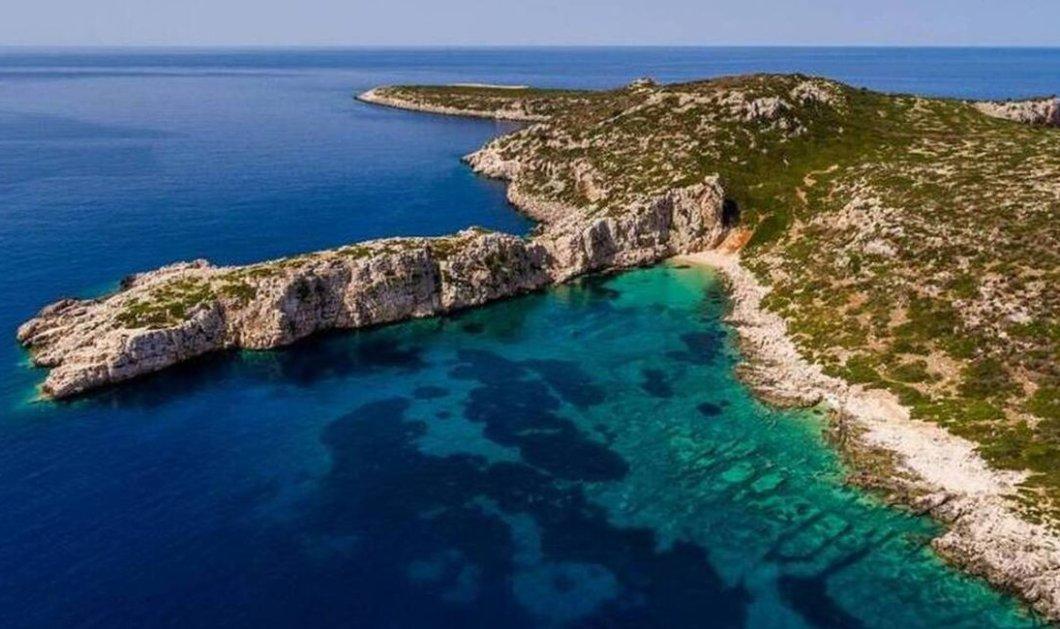 Βίντεο ημέρας: Πρώτη Μεσσηνίας, το άγνωστο ελληνικό νησί σε σχήμα κροκόδειλου - Υπέροχο το ναυάγιο & η εξωτική παραλία - Κυρίως Φωτογραφία - Gallery - Video