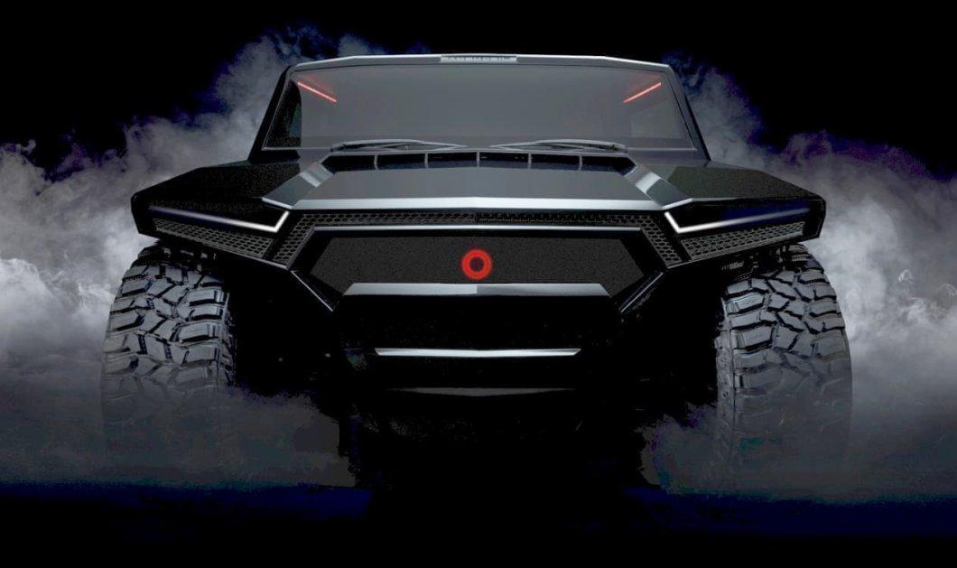 Το εντυπωσιακό τζιπ Ramsmobile RM-X2 κοστίζει 1 εκατ. δολάρια! Αν προσθέσεις αξεσουάρ 3πλασιάζεται η τιμή (φωτό & βίντεο) - Κυρίως Φωτογραφία - Gallery - Video