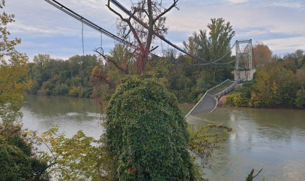 Βίντεο: Γέφυρα μήκους150 μέτρωνκατέρρευσεξαφνικά- Νεκρή 15χρονη, φόβοι για αρκετούς αγνοούμενους - Κυρίως Φωτογραφία - Gallery - Video