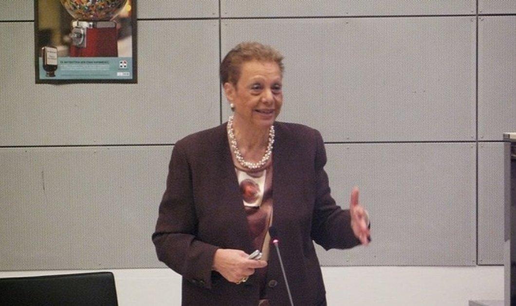 Ελένη Γιαμαρέλου - Covid-19: Ψυχραιμία, δεν έγινε τίποτα με ένα κρούσμα (βίντεο) - Κυρίως Φωτογραφία - Gallery - Video