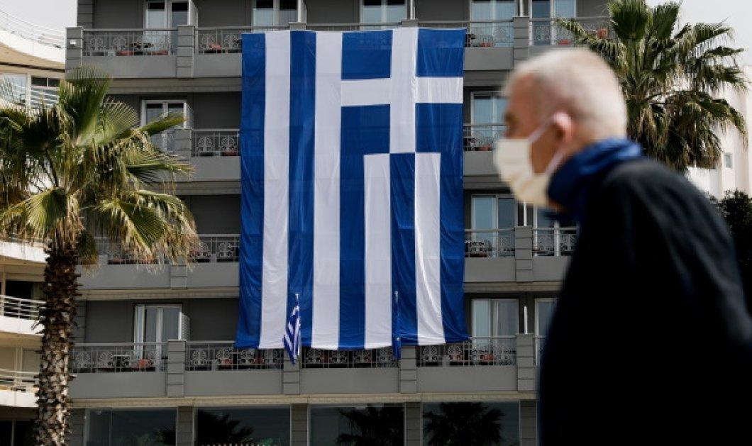 Κορωνοϊός – Ελλάδα: Πως εξαπλώθηκε & «κτυπάει» όλες τι ηλικίες – Δείτε τον χάρτη & τους πίνακες  - Κυρίως Φωτογραφία - Gallery - Video