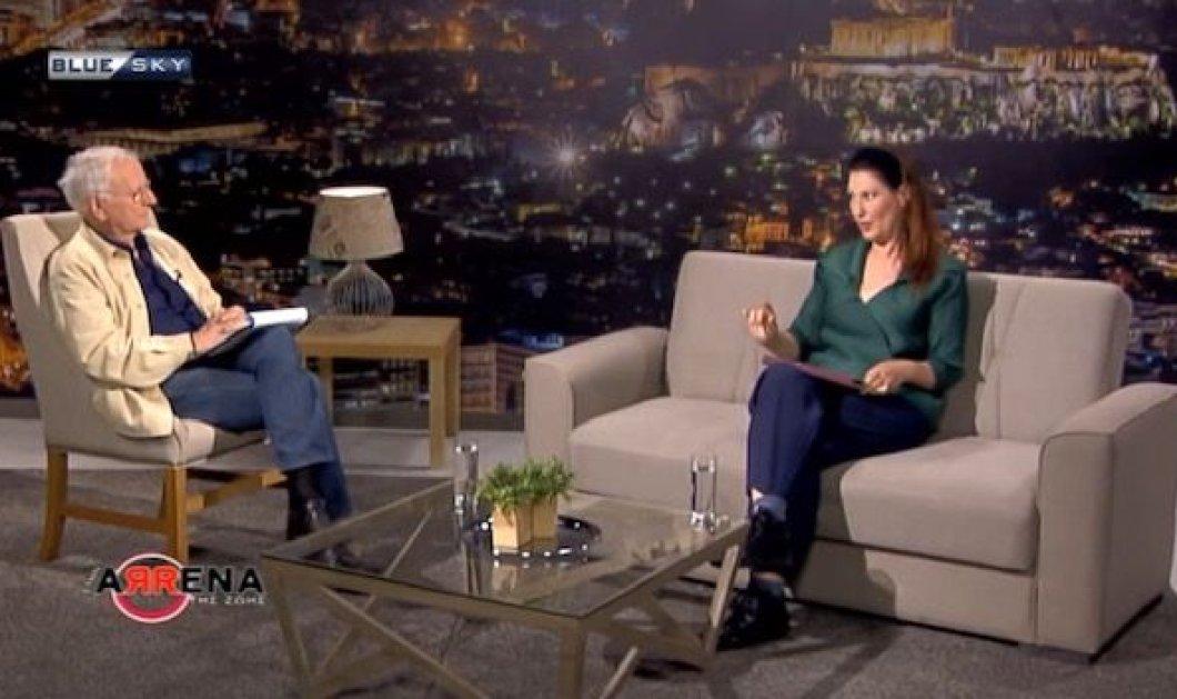 Όταν έδωσα συνέντευξη στον Κώστα Χαρδαβέλλα: Μιλήσαμε για όλα - ''Στα χέρια του'' ξεκίνησα τηλεόραση (βίντεο) - Κυρίως Φωτογραφία - Gallery - Video