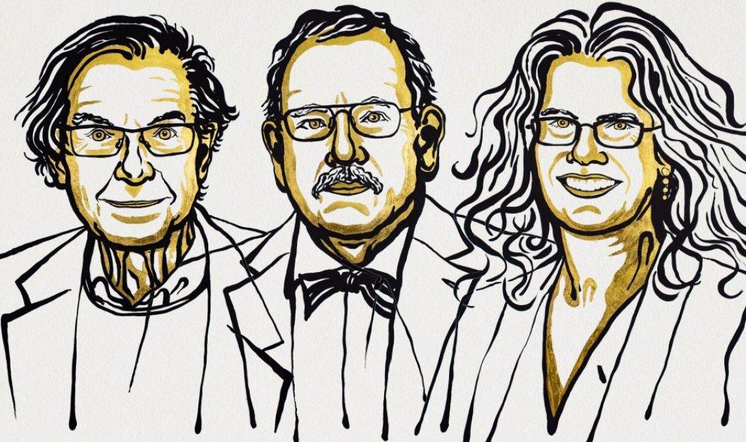 Οι μαύρες τρύπες πήραν το Νόμπελ Φυσικής 2020: 3 επιστήμονες που τις ερεύνησαν επιβραβεύθηκαν για την πρωτοπορία τους (φωτό- βίντεο) - Κυρίως Φωτογραφία - Gallery - Video