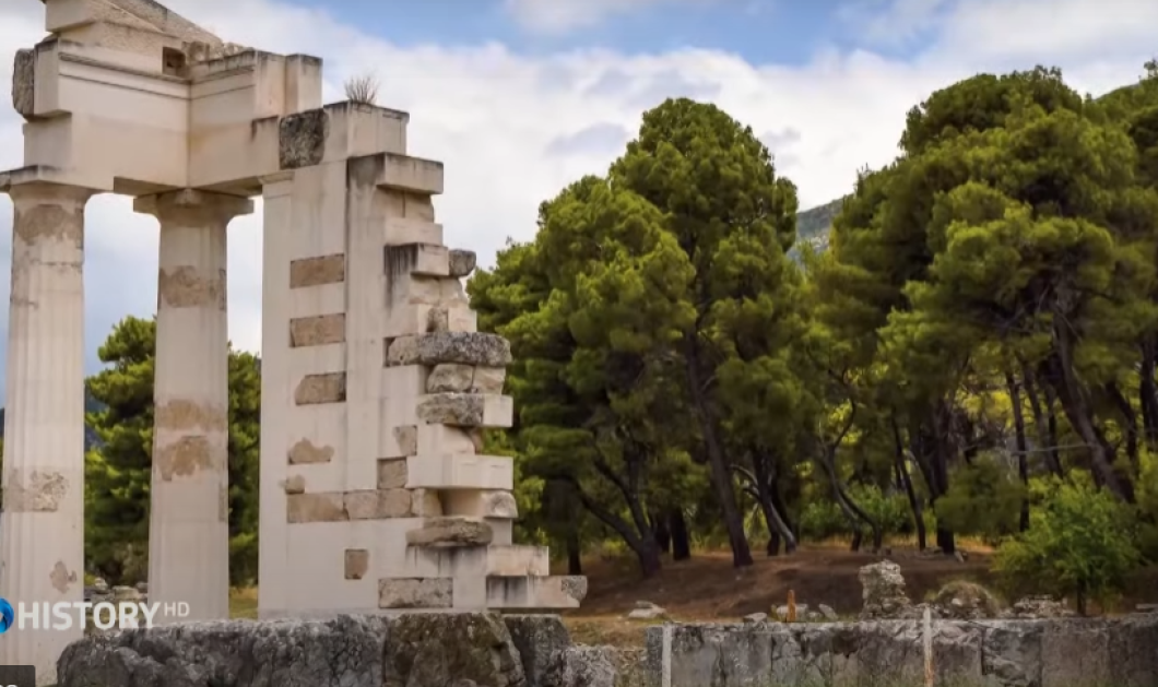 «Κάθε μέρα στην Αρχαία Ελλάδα» στο COSMOTE HISTORY HD - Κυρίως Φωτογραφία - Gallery - Video