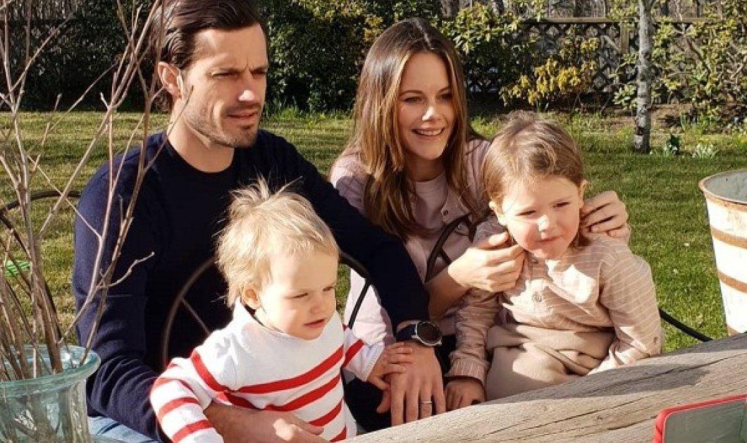 5 χρονών ο πρίγκιπας Αλέξανδρος της Σουηδίας: Μεγαλώνει ο εγγονός του βασιλιά και μοιάζει στη μαμά του πριγκίπισσα Σοφία (φωτό) - Κυρίως Φωτογραφία - Gallery - Video