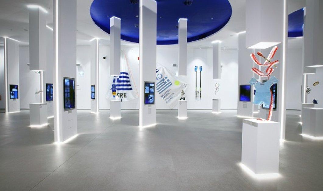 H Αθήνα καλωσορίζει το δικό της Ολυμπιακό Μουσείο στο Golden Hall (φωτό) - Κυρίως Φωτογραφία - Gallery - Video