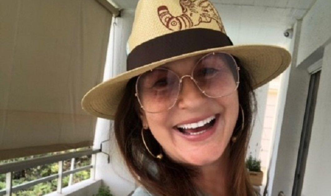 Όλα τα καλά κορίτσια φοράμε τα made in Greece ψάθινα καπέλα Q.Lavine: Μενεγάκη, Πετρουλάκη, Κορινθίου, Χρηστίδου, Τσιμτσιλή (φωτό) - Κυρίως Φωτογραφία - Gallery - Video