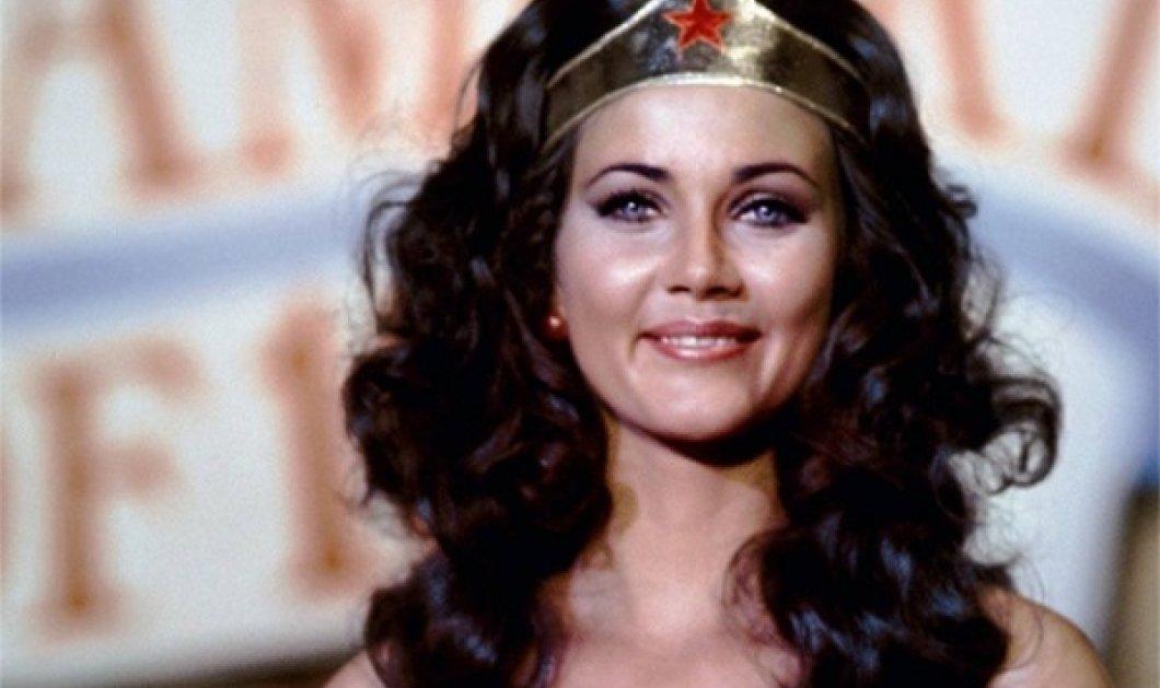 15 απίθανες vintage pics της Lynda Carter: Η πρώτη «Wonder Woman» με την στολή της σούπερ - ηρωίδας την δεκαετία του 70 - Κυρίως Φωτογραφία - Gallery - Video