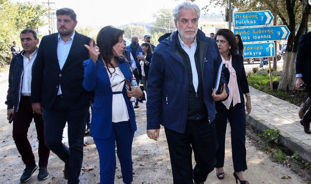 """Στυλιανίδης για τις πλημμύρες σε Κέρκυρα & Κηφισό  : """"Θα θρηνούσαμε μέχρι και 300 νεκρούς σε ερείπια αν αφήναμε τα πράγματα στην τύχη τους""""  - Κυρίως Φωτογραφία - Gallery - Video"""