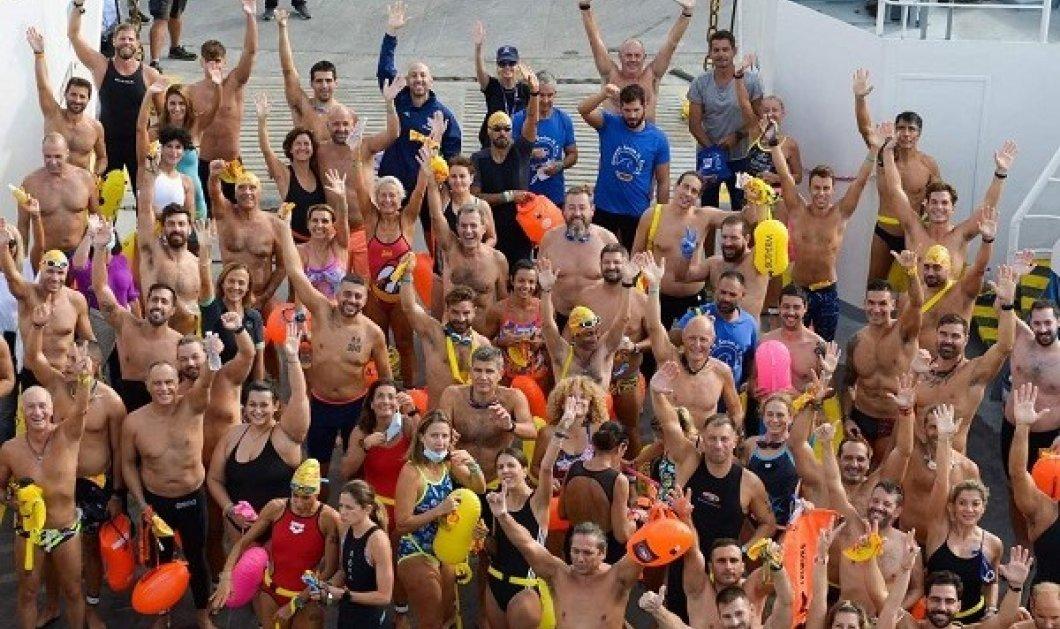 10 χρόνια Spetses Mini Marathon υπό βροχήν: Τίποτα δεν εμπόδισε δρομείς & κολυμβητές στο δημοφιλέστερο αθλητικό γεγονός (φωτό & βίντεο) - Κυρίως Φωτογραφία - Gallery - Video